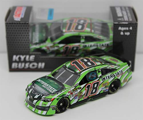 Kyle Busch 2014 Interstate Batteries Legacy 1:64 Nascar -