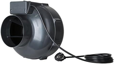 Prima Klima EC Ventilador de 220 – 360 M3/H Tubo Ventilador ...