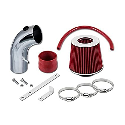 RED 95 96 97 98 99 Neon 2.0 L4 COLD AIR INTAKE SYSTEM w// FILTER