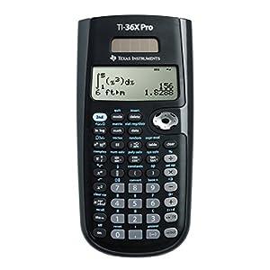 Texas Instruments TI-36X Pro Engineering/Scientific Calculator Size: Handheld