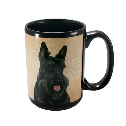 SCOTTISH TERRIER Faithful Friend Coffee Cup