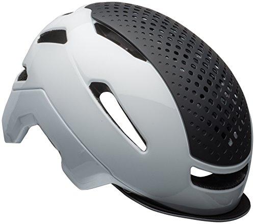 Bell Hub Bike Helmet – Gloss White Medium