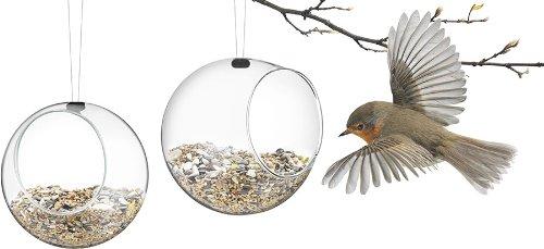 Solo Bird Feeder - Eva Solo Mini Bird Feeders, 2-Piece