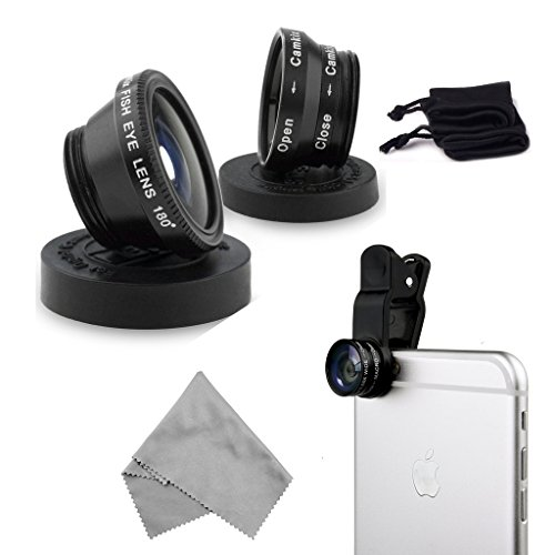 Universal 8X Telescope Microscope Lens - 7