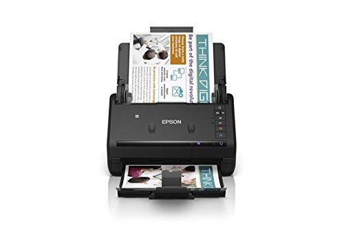 Epson WorkForce ES-500W Wireless Duplex Document Scanner (Certified Refurbished)