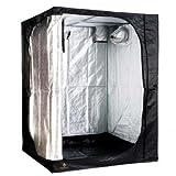 Secret Jardin Dark Street DS150 Rev2.6 Grow Tent 150x150x200cm RRP...