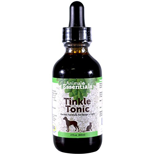 Animal Essentials, Tinkle Tonic Herbal formula for Dogs + Cats , 2 oz
