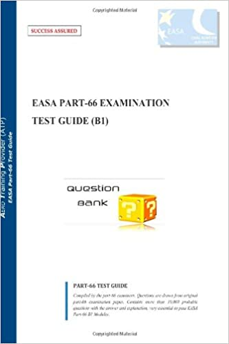 Buy EASA Part-66 Examination Test Guide Book Online at Low Prices in