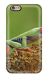 Awesome HdxVDkh11281iAqMH CagleRaymondy Defender Tpu Hard Case Cover For Iphone 6- Frog