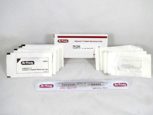 Implacare II Kit With No 6 HDL 204S Dental IMPL204S6 HU FRIEDY Original