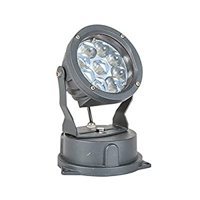 Julitech 27W-36W LED Flood Light, Waterproof IP65, 3500Lm, Super Bright Outdoor LED Flood Lights For Playground, Garage, Garden, Lawn And Yard Model