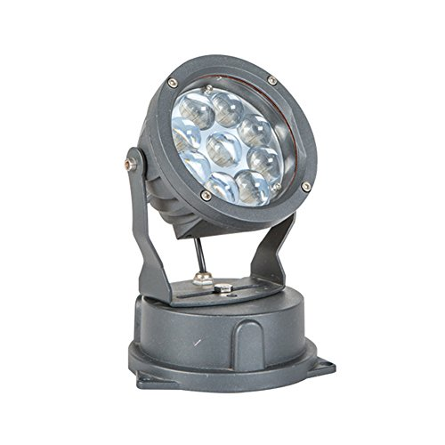 Julitech 27W-36W LED Flood Light, Waterproof IP65, 3500Lm, Super Bright Outdoor LED Flood Lights For Playground, Garage, Garden, Lawn And Yard Model,27W