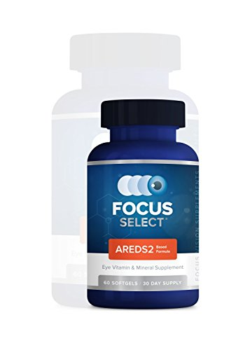 Focus Select AREDS2® Eye Vitamin-Mineral Supplement, 60 ct (30 Day)
