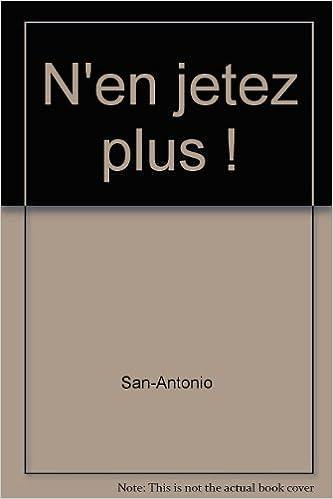 Amazon.in: Buy N\'en jetez plus Book Online at Low Prices in India ...