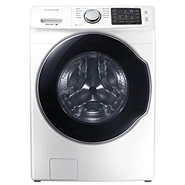 Samsung White Front Load Steam Washer