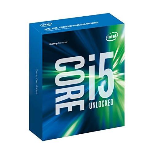 chollos oferta descuentos barato Intel BX80662I56600K Procesador Intel Core i5 6600K 3 5 GHz a 3 9 GHz 14 NM 6 MB SmartCache Gris