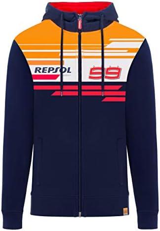 Sale Jorge Lorenzo 99 MotoGP Mens Black 99 Logo Hoody Hoodie Sweatshirt