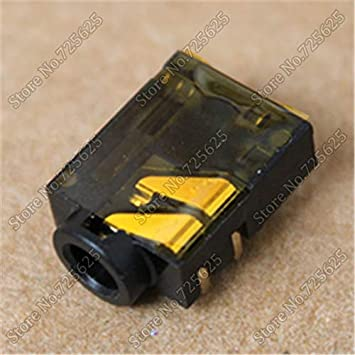 Cable Length: Other ShineBear Audio Female Socket Port for Lenovo S300 S400 G480 G580 G485 3.5mm Headphone Microphone Jack Connector