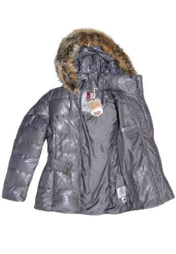 Surface Quilted Winter Jacket Transition Urban Argento dqTOSwnxdt
