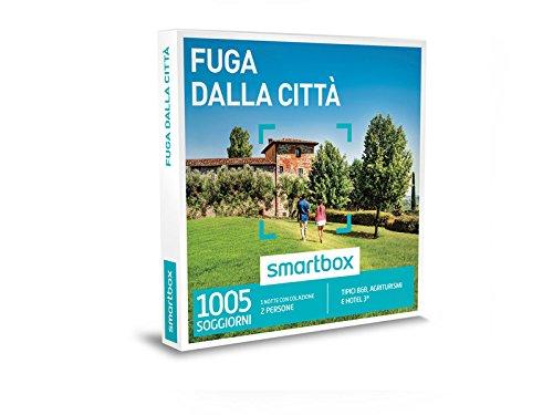Smartbox Geschenkbox – Flucht von Citta \'1 Nacht mit Frühstück für 2 ...