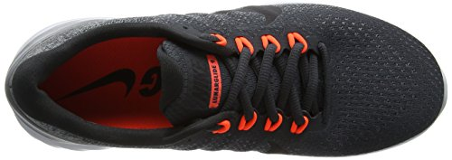 timeless design b5b4e fb27e Nike Men's Lunarglide 9 Running Shoes, Grey (Anthracite ...