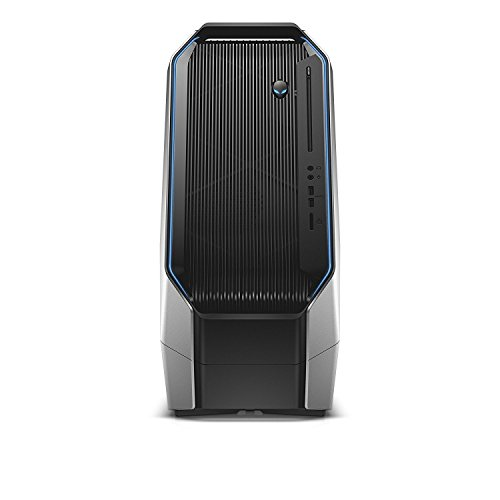 Alienware Area 51 R2 Extreme Gaming Tower (Intel Six Core i7-6800K, 16GB DDR4 Ram, 2TB 7200RPM HDD + 256GB SSD) NVDIA GeForce GTX 1080 8GB GDDR5X (Certified Refurbished) Alienware Area 51 Desktop