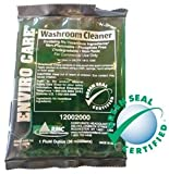 CleansGreen Bathroom Cleaner Concentrated Refill for Bathroom, Shower, Tub, Toilet, Tile, Fiberglass, even Natural Stone - Safe Enough for Asthmatics, Allergies, Baby (2 pack)