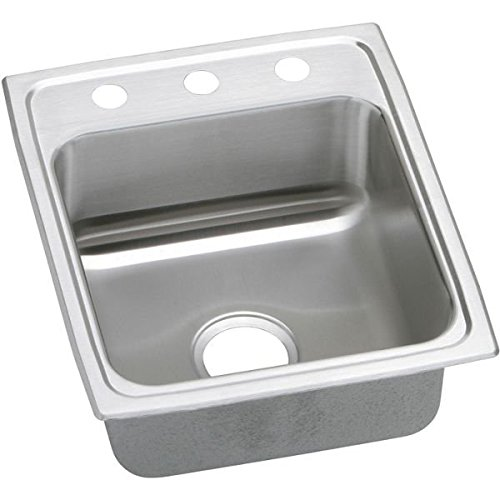 Elkay PSR17201 Sink Single-Bowl Pacemaker Bright Satin - Pacemaker Commercial Sink
