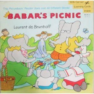 BABAR'S PICNIC (Pictureback Readers)