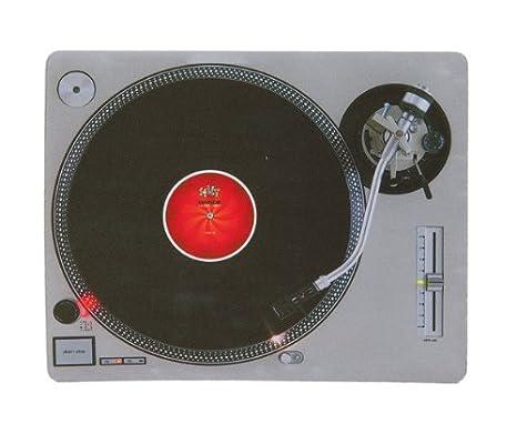 Diseño de para discos de vinilo Tocadiscos alfombrilla para ...