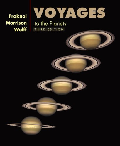 Voyages to the Planets (with CD-ROM, Virtual Astronomy Labs, and InfoTrac)