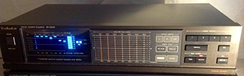 Technics SH-8046 Graphic Equalizer in USA