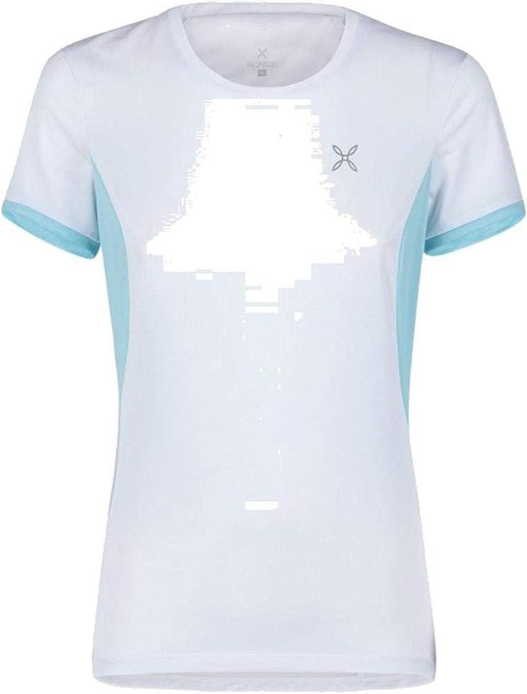 Montura Maglia T-shirt girocollo donna sportiva traspirante World Mix