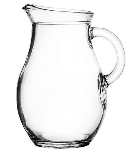 Mini Glass Pitcher 9 ounces - 5