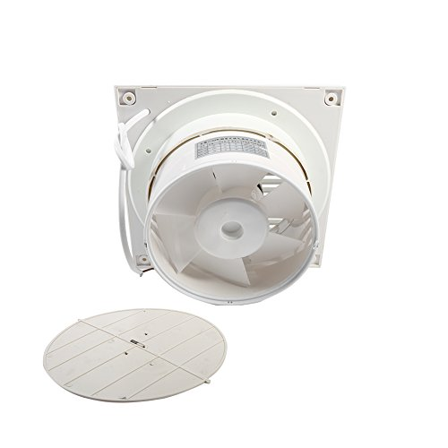 Extractor Fan, 4'' 6'' Ventilating Exhaust Extractor Fan For Bathroom Toilet Kitchen Window Wall Mounted(6寸) by Estink (Image #5)