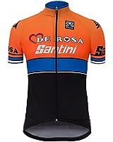 自転車ウェア 2017 De Rosa santini 半袖ジャージ デローザ Sサイズ