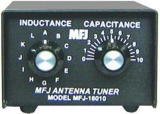 MFJ-16010 Antenna tuner, 1.8-30MHz, - Cb Meter Match