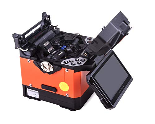 SKYCOM Next-Generation Fusion Splicer FTTH Kit T-307H with Optical Fiber Cleaver and Accessories