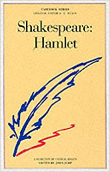 Shakespeare: Hamlet: Selection of Critical Essays (Casebooks Series)