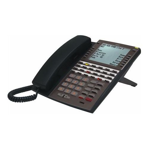 NEC DSX 34-Button Super Display Telephone FD - Black (1090023)