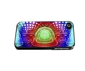 Colorful Rainbow Pharaoh Hard Snap on Phone Case (iPhone 4/4s)