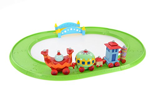(In The Night Garden Musical Ninky Nonk Train And Track Set)