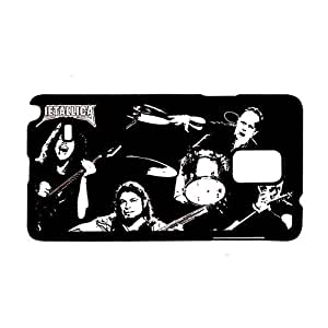 With Metallica For Galaxy Note 4 Samsung Nice Phone Cases For Girly Choose Design 3