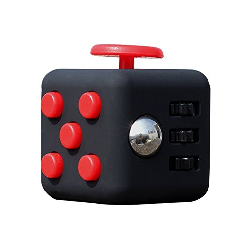 Price comparison product image Fidget Cube, Kiki Shops Relieves Stress & Anxiety Attention Toy