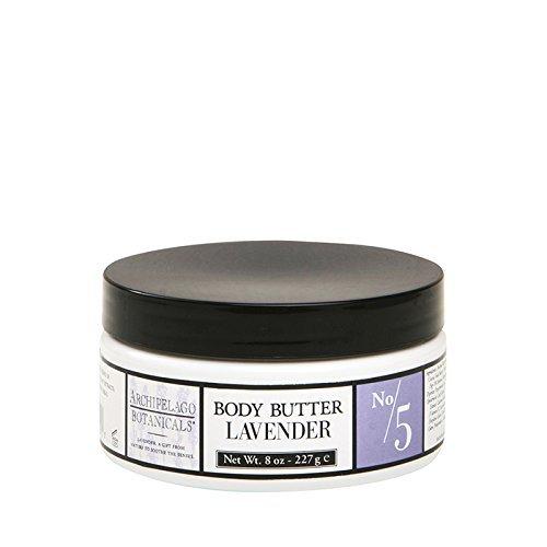 Archipelago Botanicals Lavender Body Butter , 8 oz
