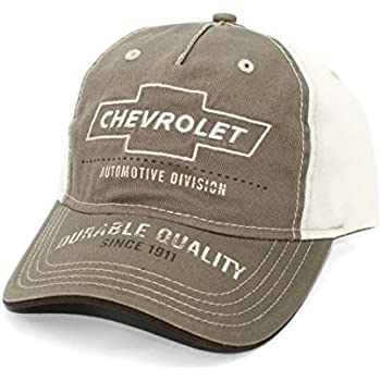 2c9aa499ffd Amazon.com  Hat - Chevrolet Automotive Div. Unstructured Embroidered ...