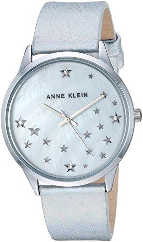 ساعت مچی زنانه آن کلاین مدل AK/3247MPSI با بند چرمی