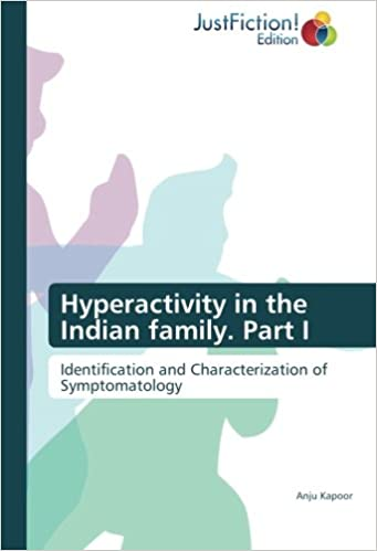 Hyperactivity in the Indian family. Part I: Identification and Characterization of Symptomatology
