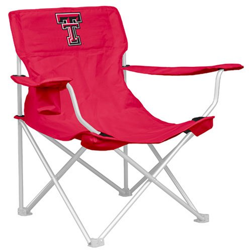 (Texas Tech Red Raiders Red Adult Chair)