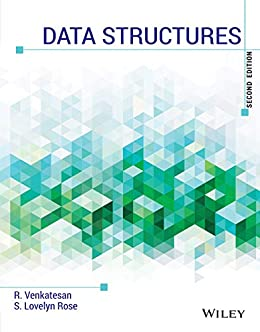 Amazon com: Data Structures, 2ed eBook: S  Lovelyn Rose R